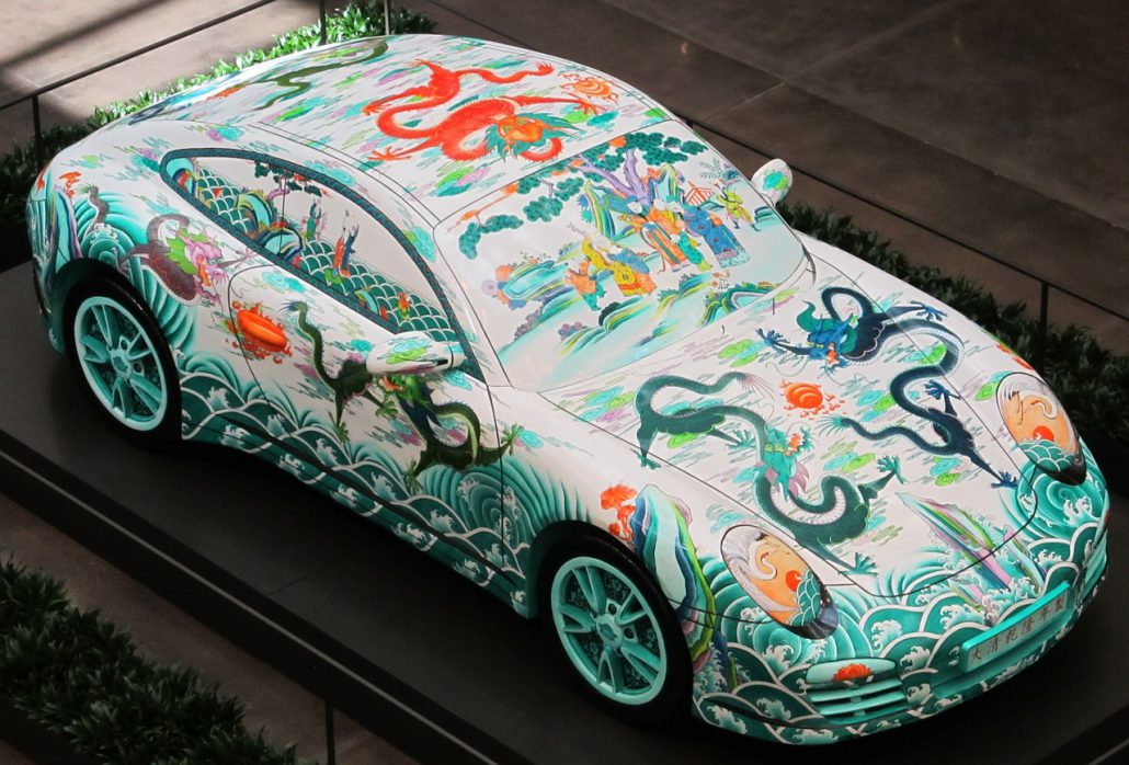 When Should You Touch up Your Car's Paint Job - Chaney's