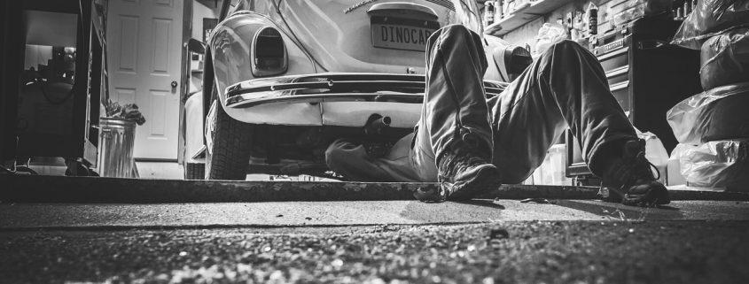 The basics of collision repair